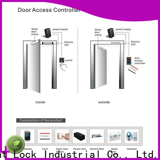 Level security rfid door lock system wholesale for bureau