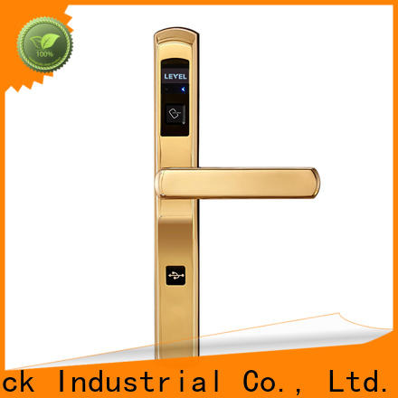 Level latch hotel room locks promotion for guesthouse