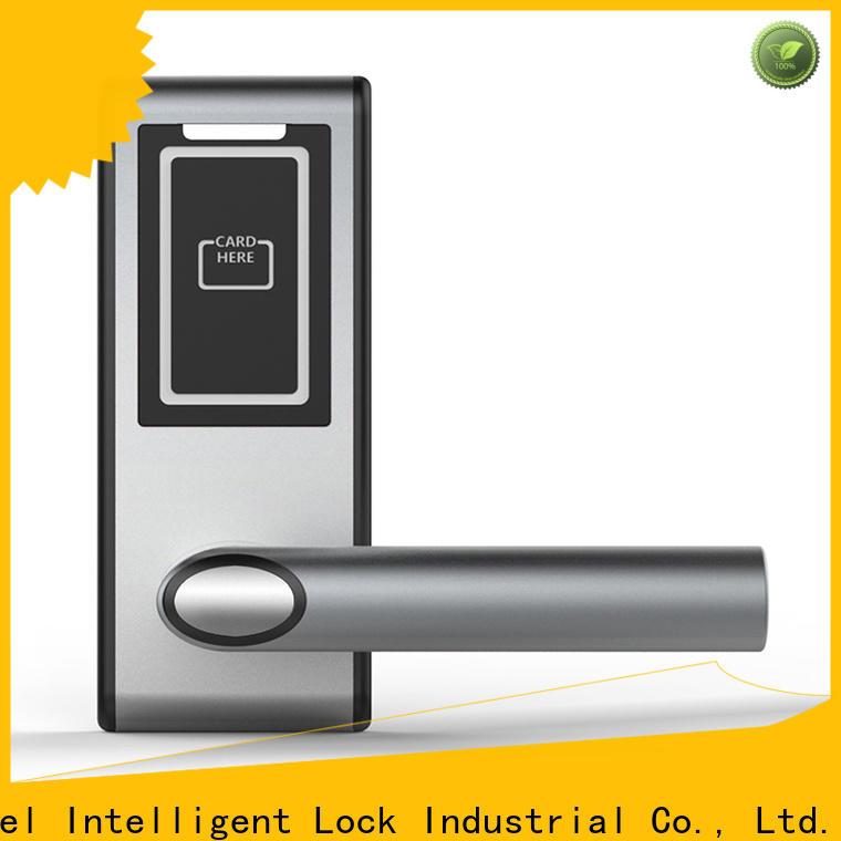 Level rfs800l door lock machine supplier for Villa