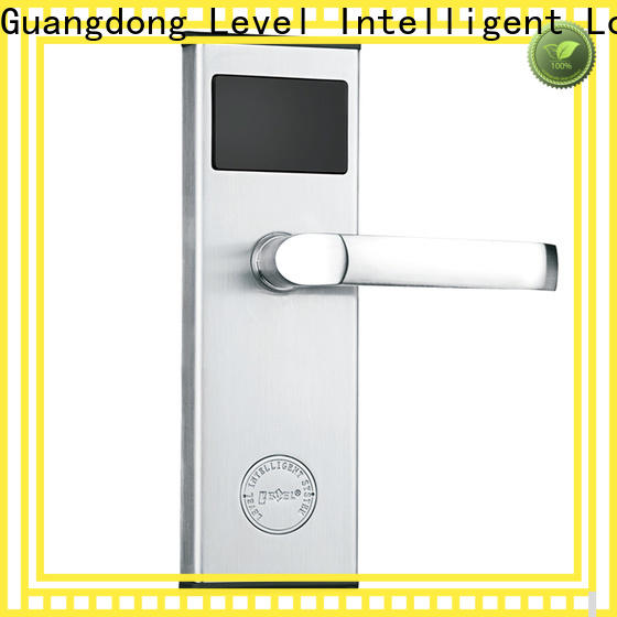 Level Custom digital door lock china directly price for Villa