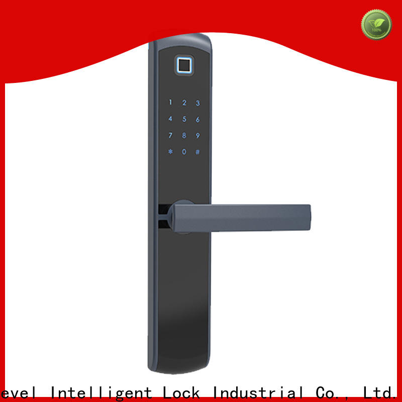 Level best electronic keyless padlock wholesale for residential