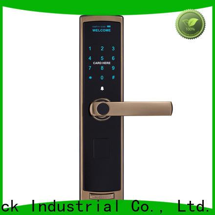 Level card indoor keypad door lock on sale for apartment