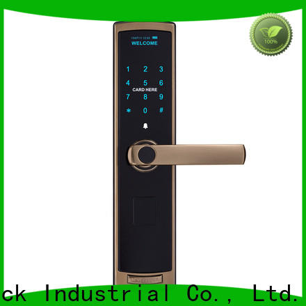 Level card indoor keypad door lock on sale for apartment