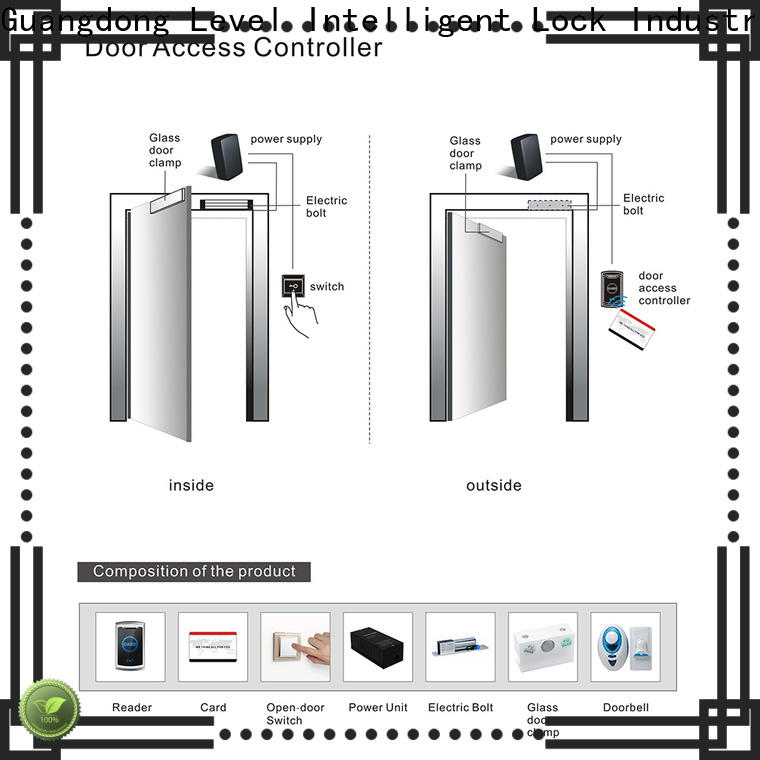 Level Best digital door entry system manufacturer for hotel