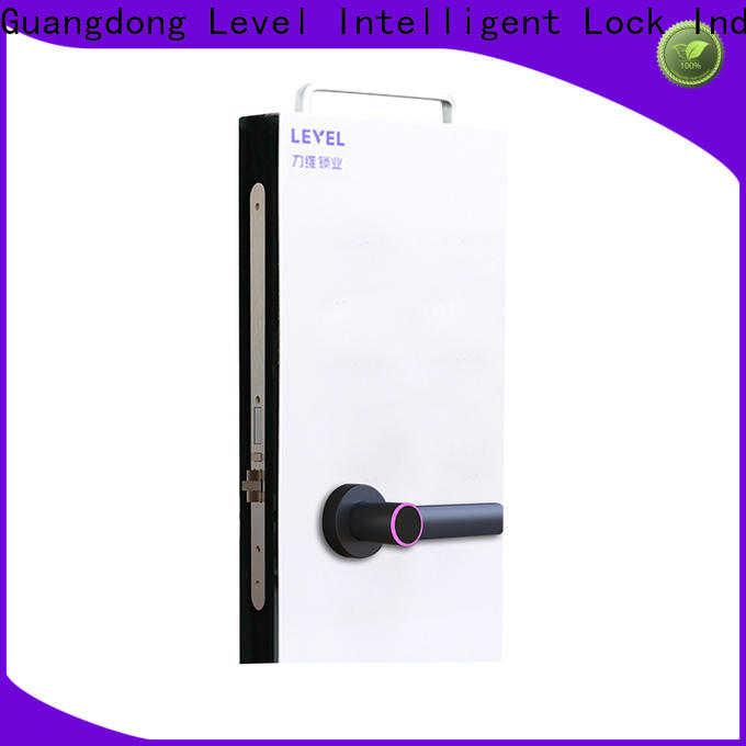 Level slim hotel card entry systems directly price for apartment