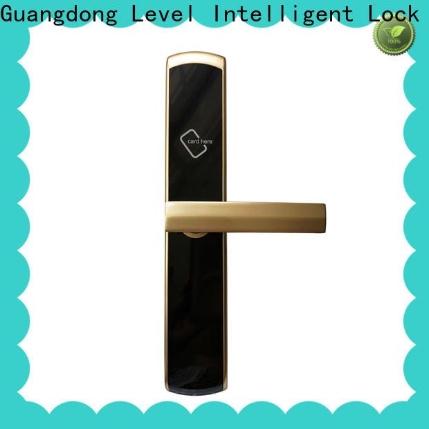 Level rf1108 door lock lock promotion for apartment