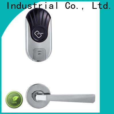 Level high quality hotel lock manufacturers wholesale for Villa