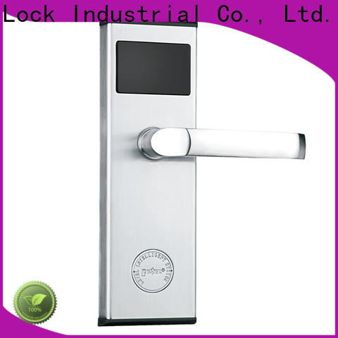 Level security hotel door key card system promotion for lodging house