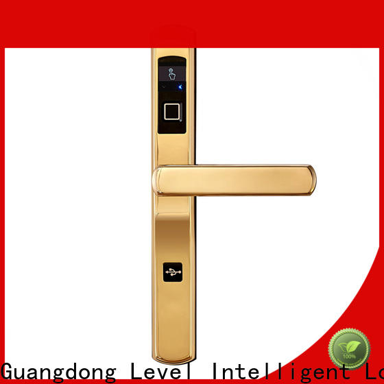 Level alloy digital combination lock wholesale for home