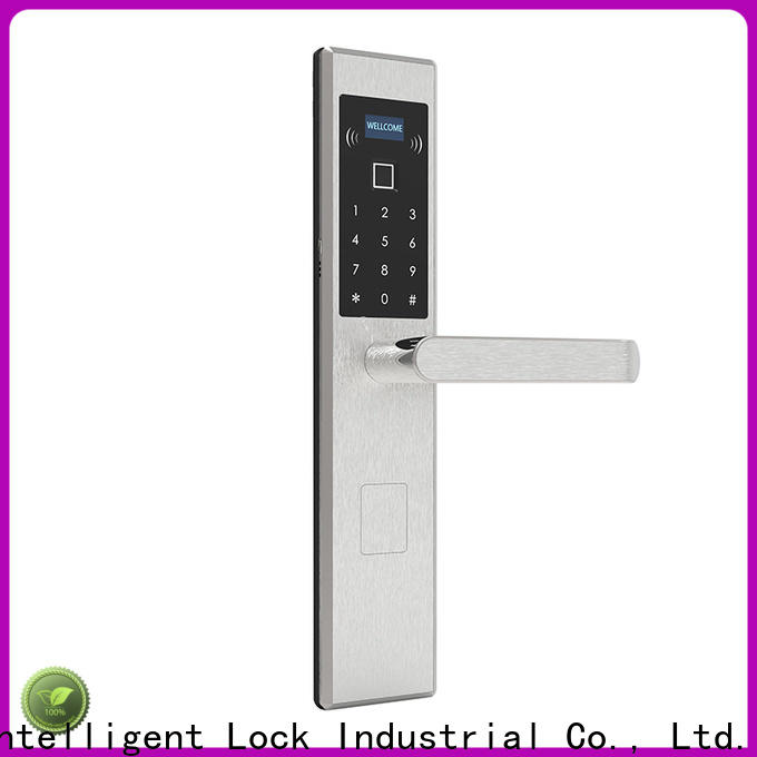 Level residential touchpad front door lock factory price for Villa