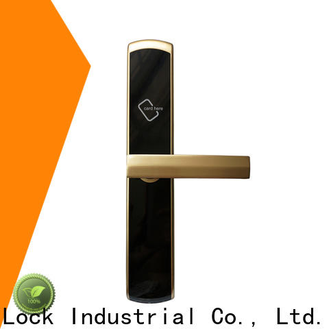 Level high quality electronic lock parts promotion for apartment