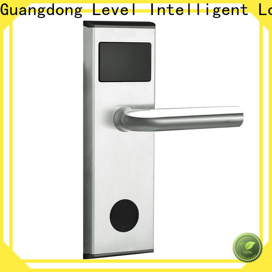 Level rfn300 hotel lock system directly price for lodging house