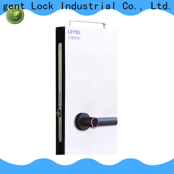 Level Latest electronic door lock design directly price for apartment