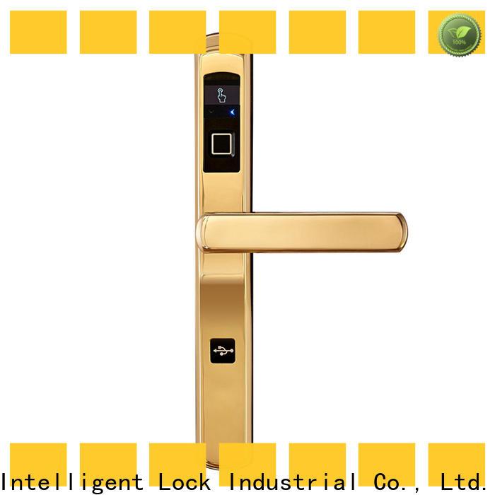 Level New outdoor keyless door lock supplier for home
