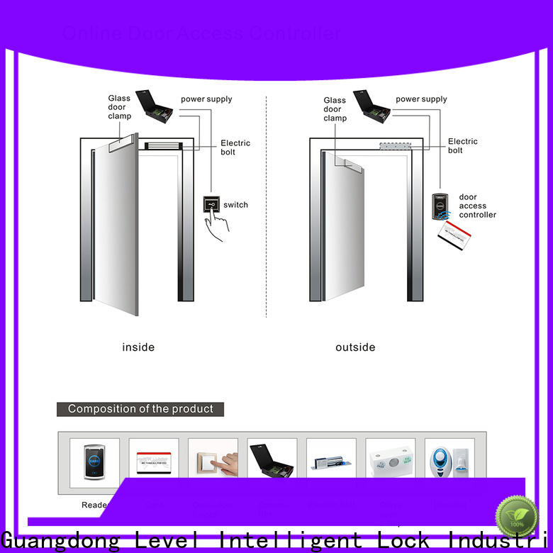Level Wholesale swipe access door lock wholesale for office