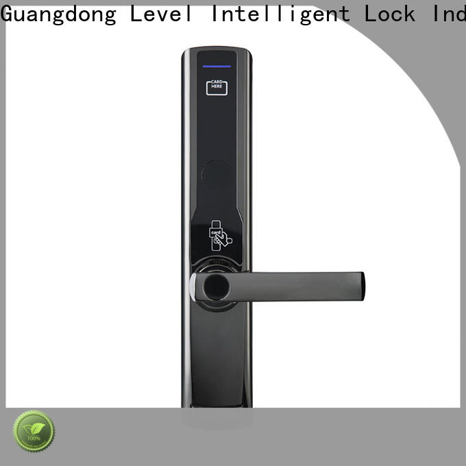 Level Best hotel room lock hack promotion for lodging house