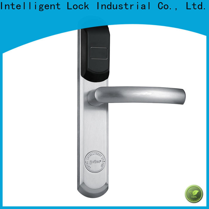 Level key hotel style door security lock wholesale for lodging house