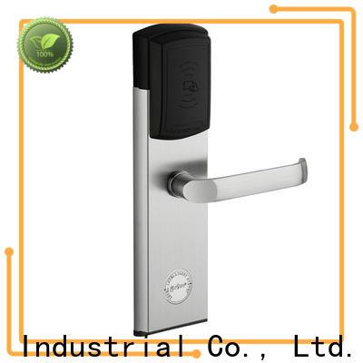 Level lock hotel door key card system supplier for Villa