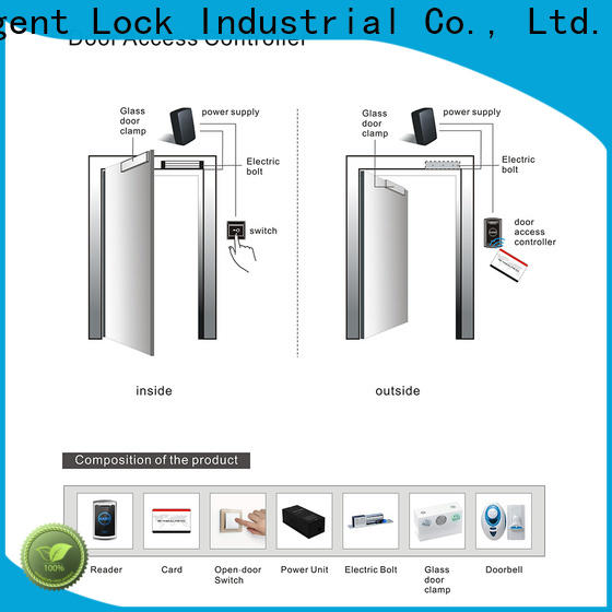 Level Latest office door lock solutions directly price for hotel