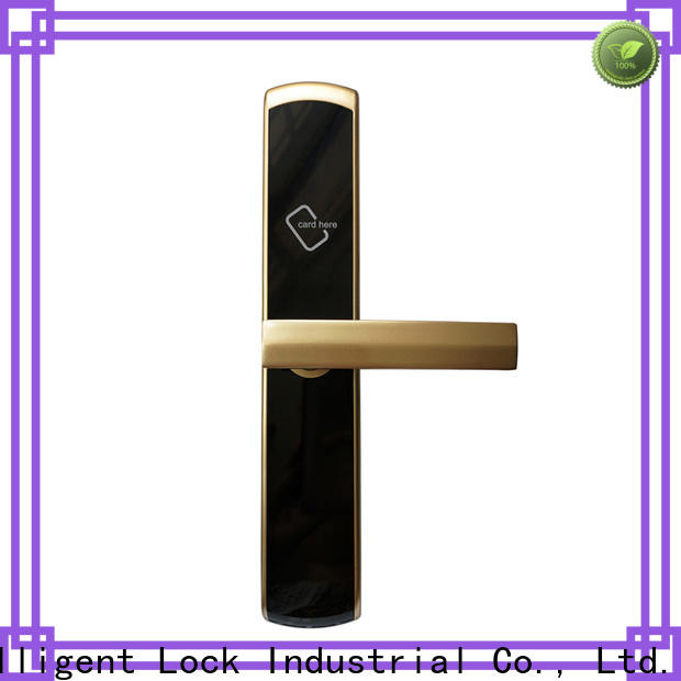 Level Top hotel latch lock directly price for lodging house