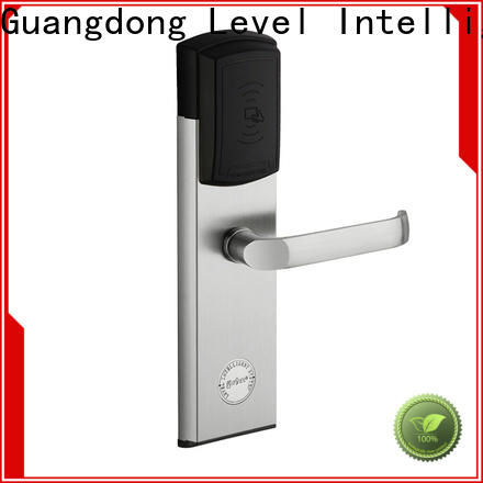 Level Latest hotel room lock system wholesale for apartment