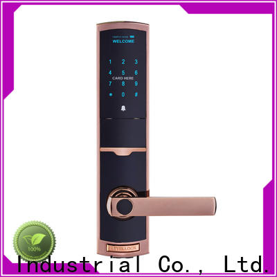 Level tdt1330 digital door locks with wifi wholesale for apartment