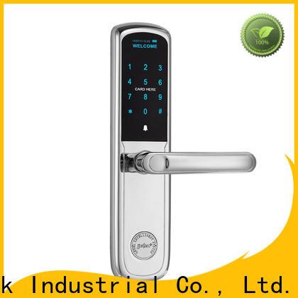 security front door lock types smart factory price for Villa