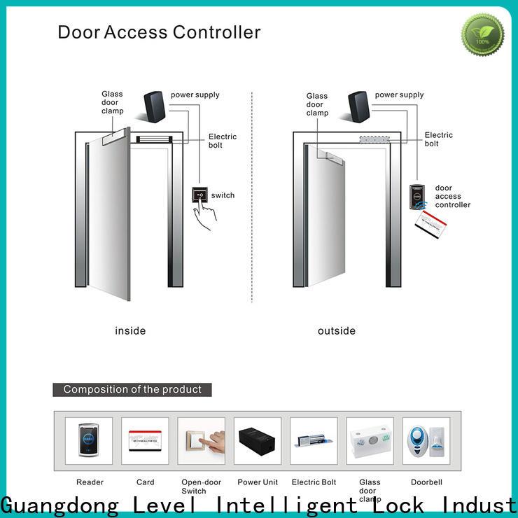 Level door alto security system manufacturer for office