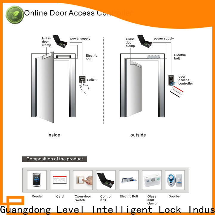 Level professional key fob systems for entry doors promotion for lodging house