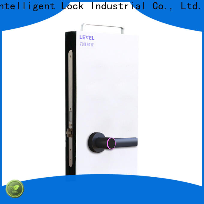 Level security door lock case directly price for lodging house