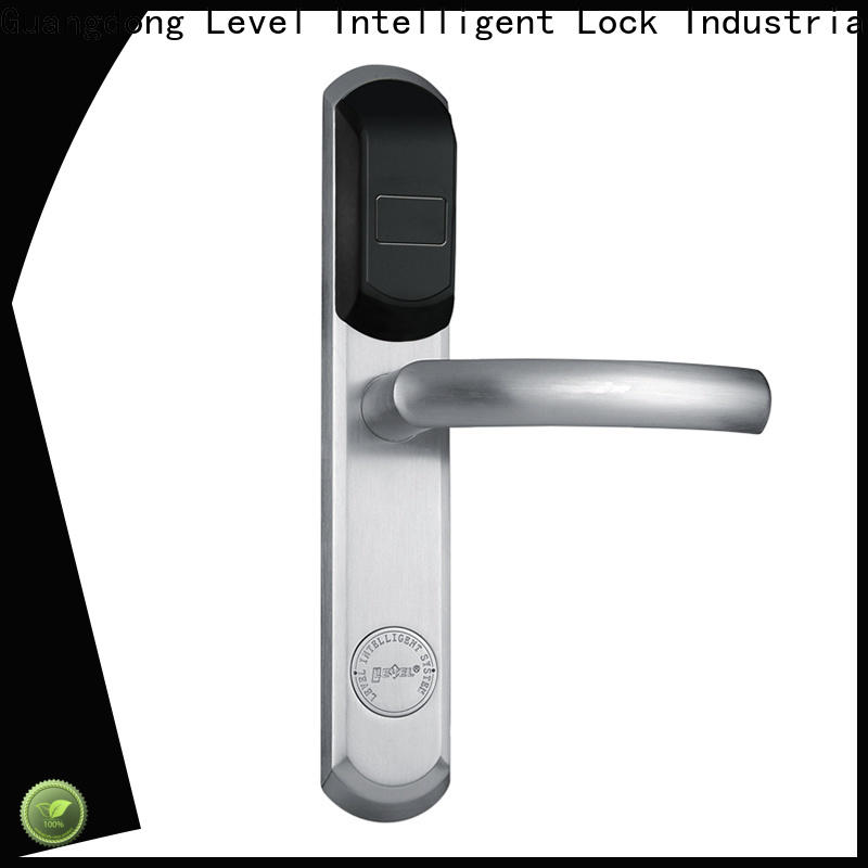 Level alloy unican hotel locks supplier for lodging house