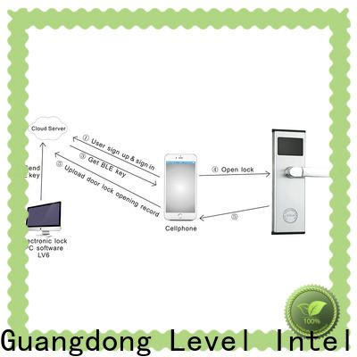 professional hotel electronic locks bluetooth supplier for apartment