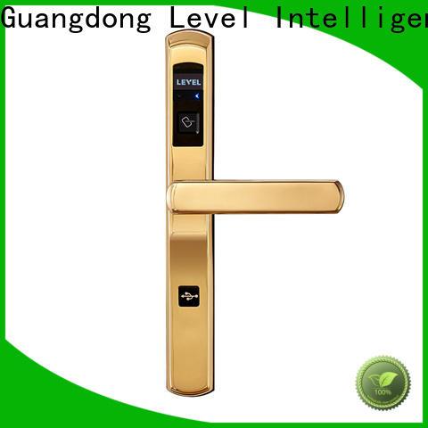 Level Custom hotel door lock software wholesale for lodging house
