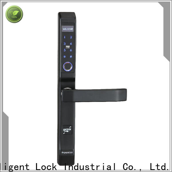 Best keyless front door handles rfid on sale for Villa