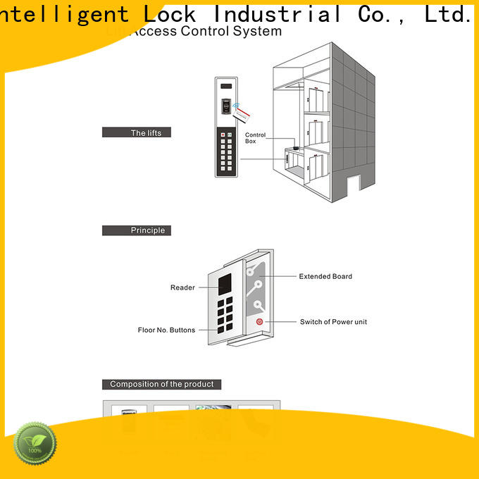 Level Latest lift access control online