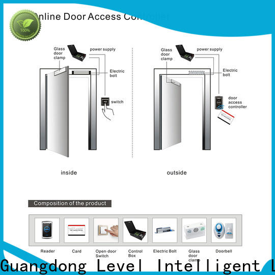 Best new access control systems level from China for office