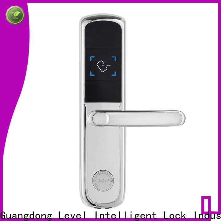 Level New door lock parts wholesale for Villa