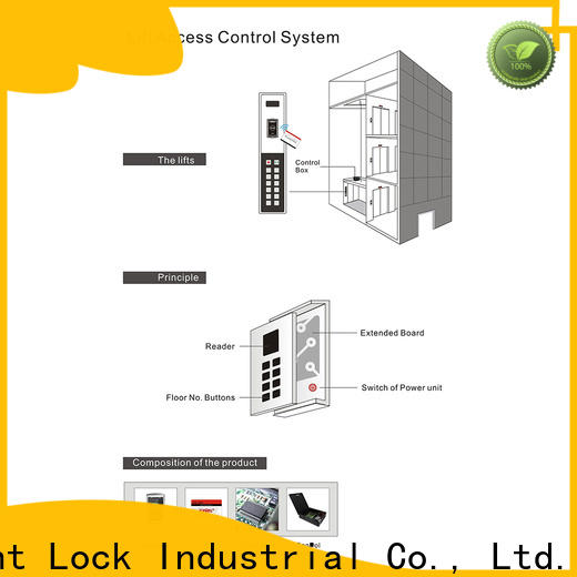 Level utility access control features factory price for hotel