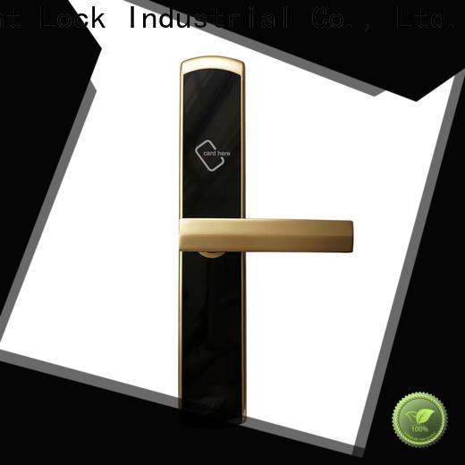Level lock network door lock wholesale for guesthouse