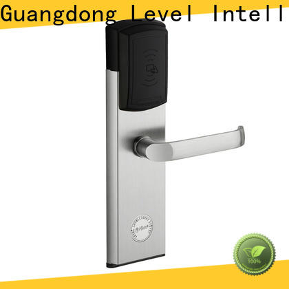 Level stainless dorma door lock directly price for lodging house