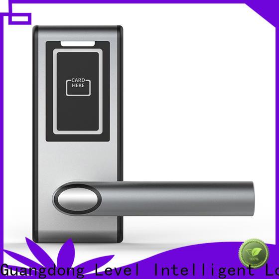 Level Wholesale network door lock supplier for Villa