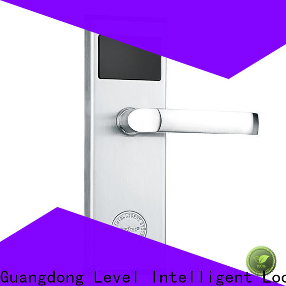Level Top electronic lock parts wholesale for guesthouse