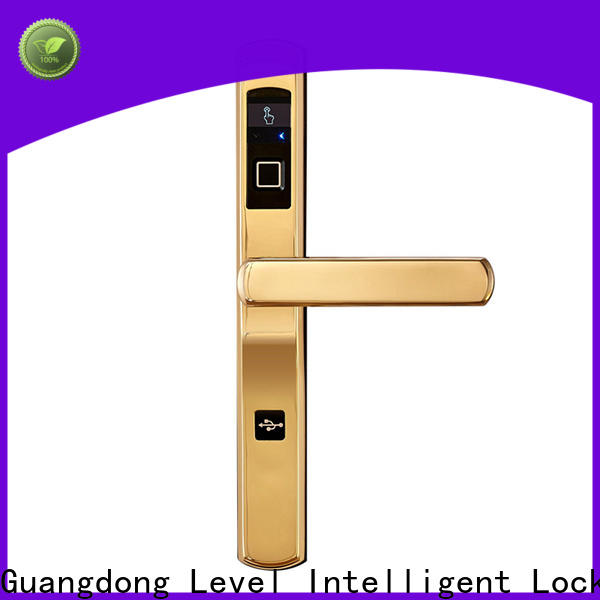 Level high quality electronic outdoor lock wholesale for home