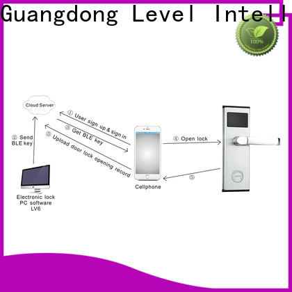 Level smart nfc hotel locks promotion for hotel