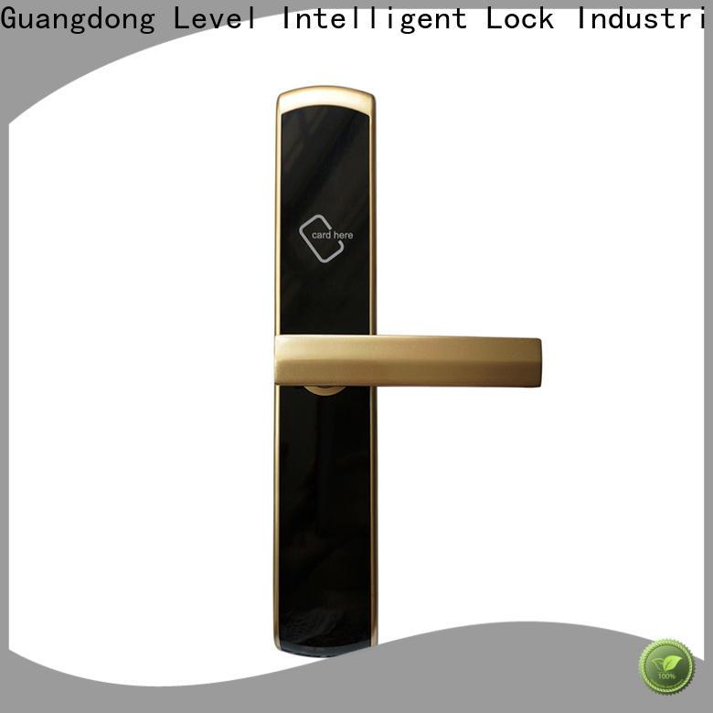 Level european digital door lock china promotion for Villa