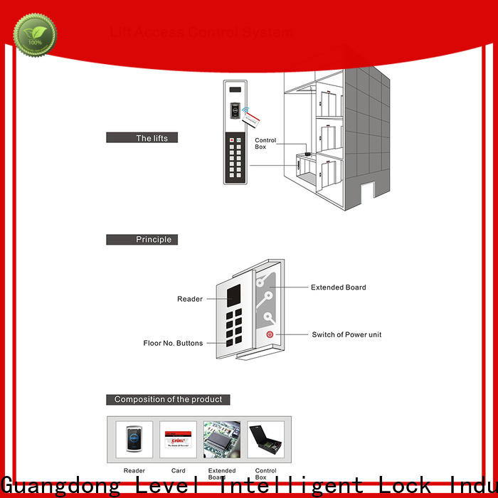 Level New spectra access control on sale for apartment
