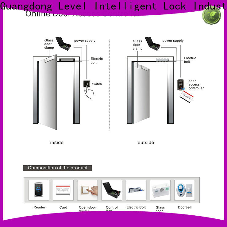 Level Wholesale key fob reader system from China for apartment