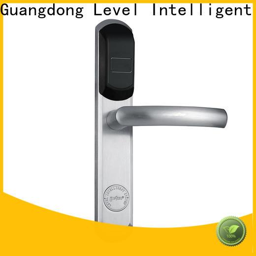 Level Best hotel door lock security promotion for Villa