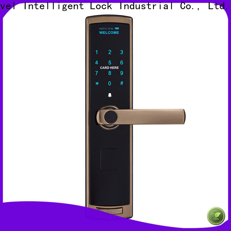 Level high quality door keyless lock wholesale for residential