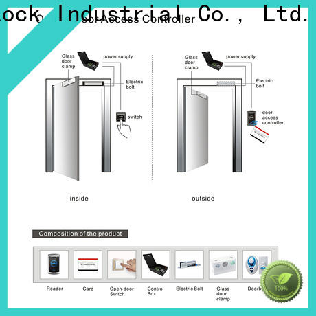 Level controller building security systems wholesale for guesthouse